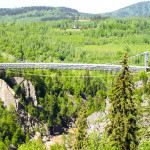 Things to Do in the Hazelton Area: Hagwilget Bridge